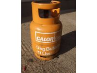 caravan / Motorhome gas bottle