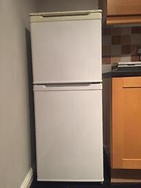 Quick sale Beko glacier fridge freezer 136cmx 55cm x 55cm