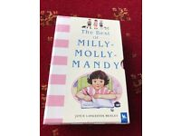 Milly Molly Mandy boxed set of books £3