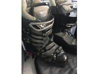 Salomon Divine Ladies Ski Boots Xfit fusion Advanced