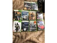 For sale Play station and Xbox 360 120Gb with accessories