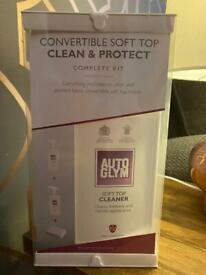 Autoglym soft top convertible cleaner
