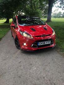 *Ford Fiesta zetec s mountune 145bhp* P/X welcome