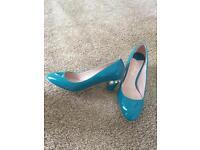Brand new diamond heel