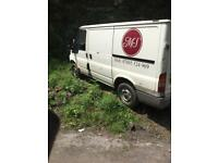 55 plate transit breaking good engine and box