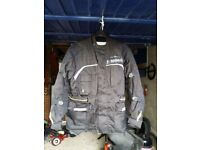 G-mac urban armour motorbike jacket large