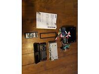 JVC car cd/dvd player
