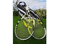 Babolat AeroPro Drive Racket(s) + Bag