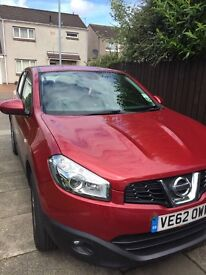 Nissan qashqai 2013 very good condition full service 1 owner, not kuga, ford, Renault, Mercedes,