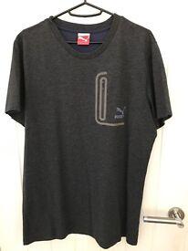 9 men's t-shirts size Large