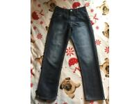 Age 12-13 years boys jeans