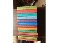 A Series of Unfortunate Events - The complete set of books (1-13)