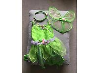 Disney Tinkerbell Dress, Sainsbury's, Age 3-4
