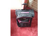 PRICE REDUCED Small 35L pull along case - ideal for hand luggage