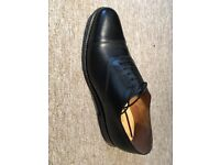 Barker leather dressed shoes UK11