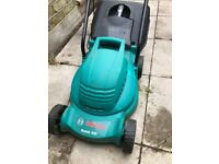Bosch Rotak 320 Lawn Mower for Sale.