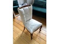 Antique Style Miniature Chair