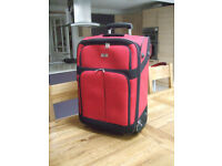 Pair of suitcases - excellent condition - buyer collect