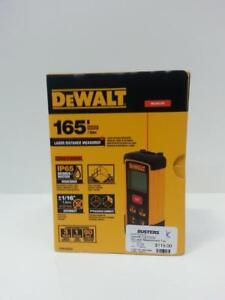 Dewalt Distance Laser. We Sell Tools! Get A Deal! (#34421) CH622463