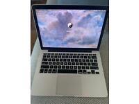Macbook Pro 2012 - 13.5 retina display