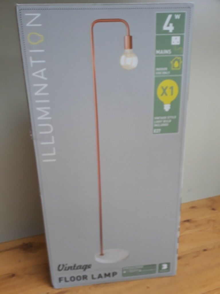 ALDI new floor lamp light | in Marston, Oxfordshire | Gumtree