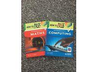 How To Pass Revision Hodder Gibson Intermediate 2 Maths Computing Books