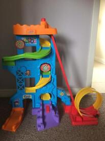 Fisher price little people garage - toddler toy