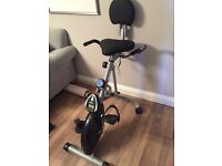 Core fitness exercise bike
