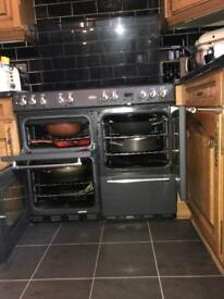 Belling dual fuel cooker 100