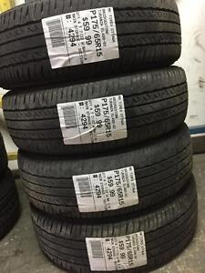 175/65/15 Bridgestone Turanza EL400  Allseasons tires