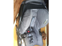 Graco iFix Car seat with base for £15.00 Mint Condition had from new!