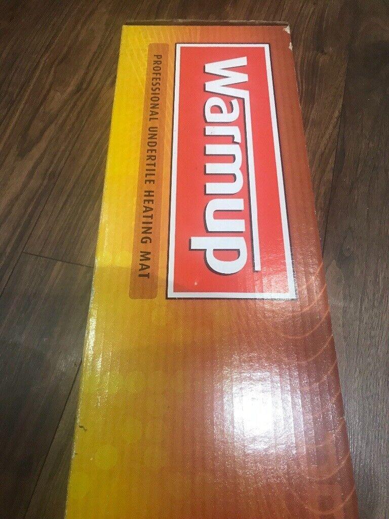 Warmup Professional Under Tile Heating Mat