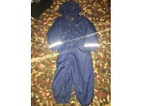 Regatta 36-48 months waterproof suit