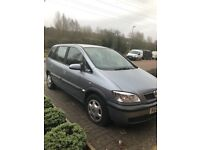 Vauxhall zafira spares/repair