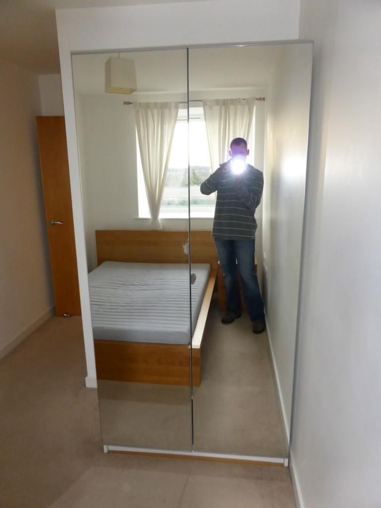 ikea pax wardrobe with vikedal buy sale and trade ads