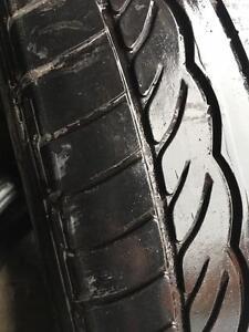 2 x 205/45/17 Dunlop runflat ete 5/32