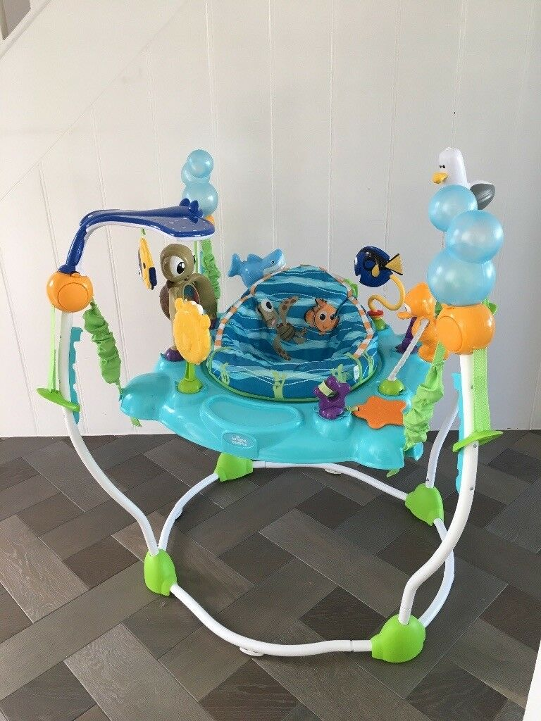 be9e45f45 Disney Baby Finding Nemo Jumperoo - Excellent condition