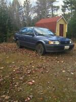 1998 Toyota Tercel (Only 112 000km) - MUST GO
