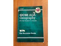 Geography AQA 9-1 GCSE Revision Guide