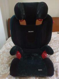 Recaro Monza Child Seat ISOFIX