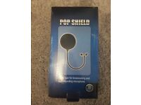 InnoGear Microphone Pop Filter Swivel with Double Layer Sound Shield Guard