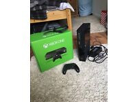 Xbox one 500gb one controller hdmi cable