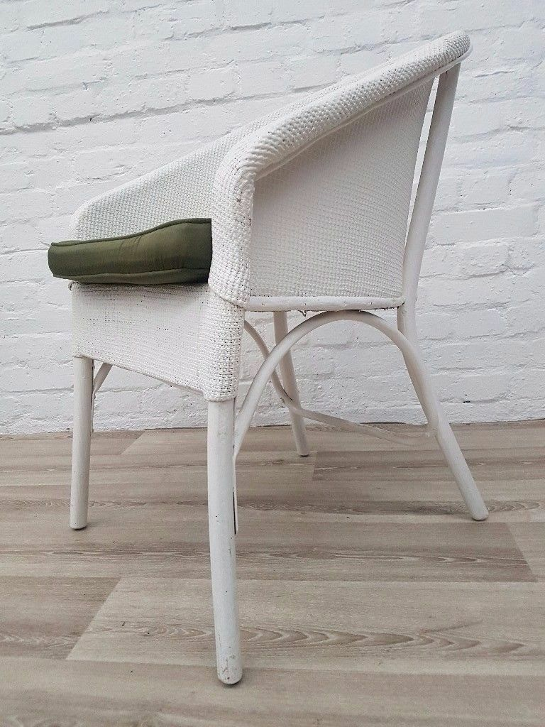 Lloyd Loom Style Chair (DELIVERY AVAILABLE FOR THIS ITEM OF FURNITURE)