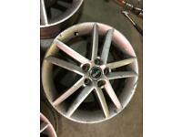"Vw/Skoda/seat wheels 17"""