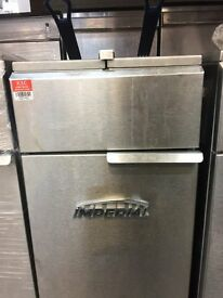 Imperial IFS-2525/N 2 x 14 Ltr Twin Tank Twin Basket Natural Gas Fryer