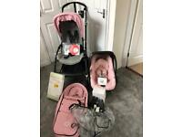 Excellent condition 2016 bugaboo bee3 with accessories!!!!