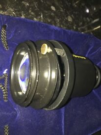 Dedo Imager Projection Attachment with 85mm Lens for DLH4 / DLHM4 / DLED4