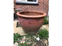 Medium size plant pot