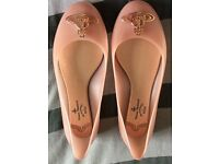 Vivienne Westwood - Pink Jelly Shoes Size 5
