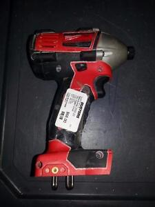 Milwaukee 18v Impact Driver. We Sell Used Tools. Get a Deal at Busters Pawn. (#1411)